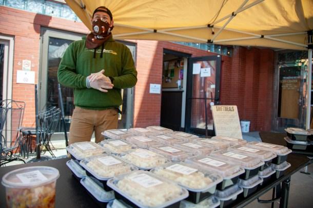skinny pancake meal distribution