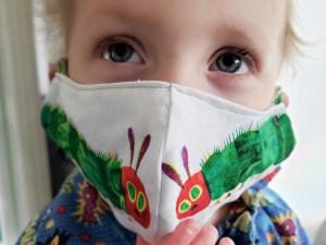 Child face mask