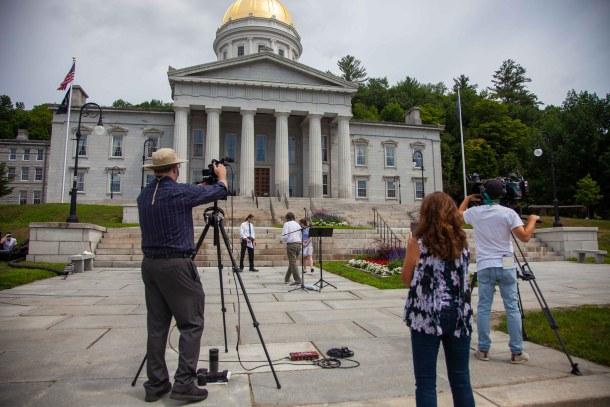 Statehouse press conference