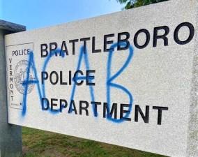 brattleboro-police-sign-vandalism