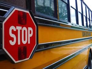A Kurn Hattin school bus