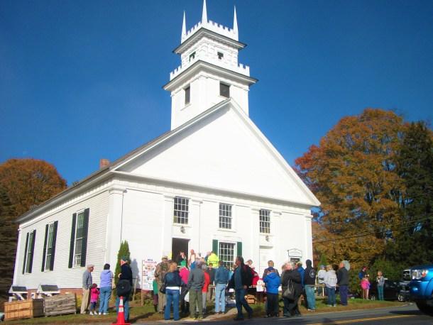 Dummerston-congregational-church